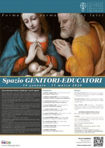 """Programma di formazione """"Spazio genitori-educatori"""" c/o Villa Cagnola"""