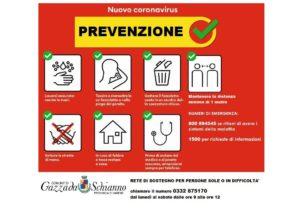 Nuovo Coronavirus: Normativa e Prevenzione